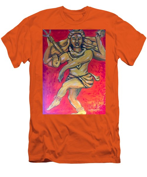 Eternal Dancer Men's T-Shirt (Athletic Fit)