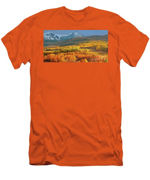 Evening Aspen Men's T-Shirt (Athletic Fit)