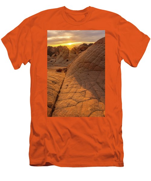 Men's T-Shirt (Slim Fit) featuring the photograph Exploring New Worlds by Dustin LeFevre