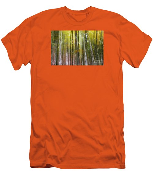 Men's T-Shirt (Slim Fit) featuring the photograph Fairy Forest I by Yuri Santin