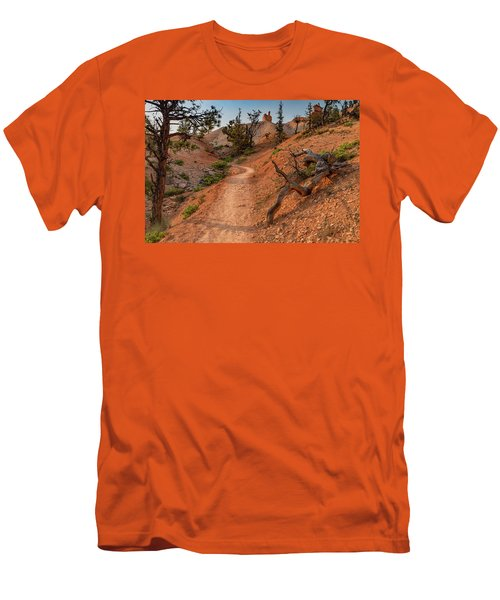 Fairyland Loop Trail Men's T-Shirt (Athletic Fit)