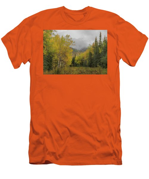 Fall Glow Men's T-Shirt (Athletic Fit)