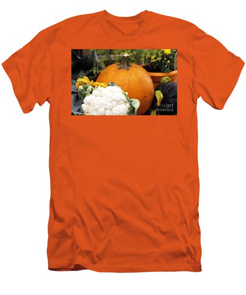 Fall Harvest Men's T-Shirt (Athletic Fit)