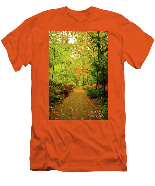 Fall Path Too Men's T-Shirt (Athletic Fit)
