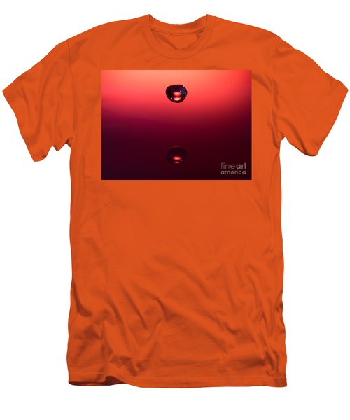Falling Towards Myself Men's T-Shirt (Athletic Fit)