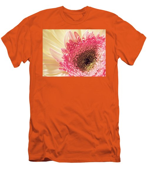 Fancy Pants Gerbera Daisy Men's T-Shirt (Athletic Fit)