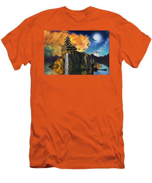 Far Away To The East Men's T-Shirt (Athletic Fit)