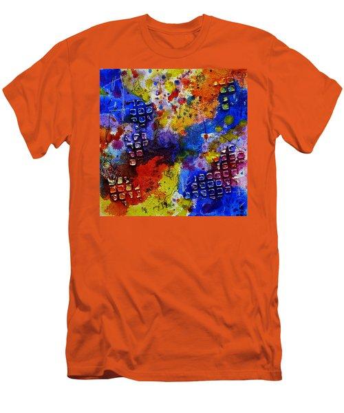 Favorite Mistake Men's T-Shirt (Slim Fit) by Tracy Bonin