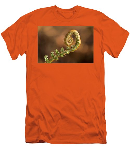 Fern Frond - 365-39 Men's T-Shirt (Slim Fit)