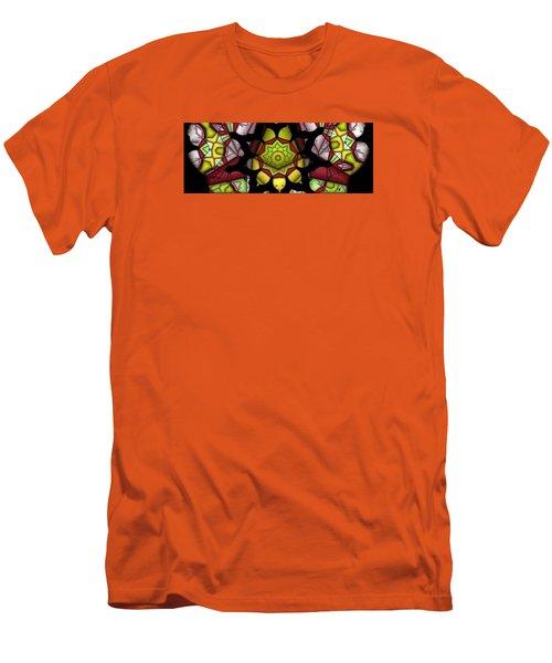 Fiesta Men's T-Shirt (Slim Fit) by Ron Bissett