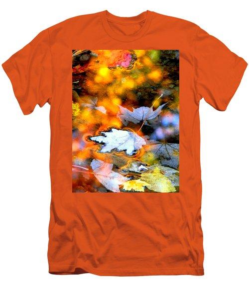 Floating Men's T-Shirt (Slim Fit) by Elfriede Fulda