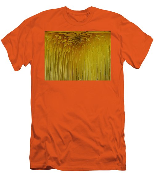 Floral Falls 5 Men's T-Shirt (Athletic Fit)