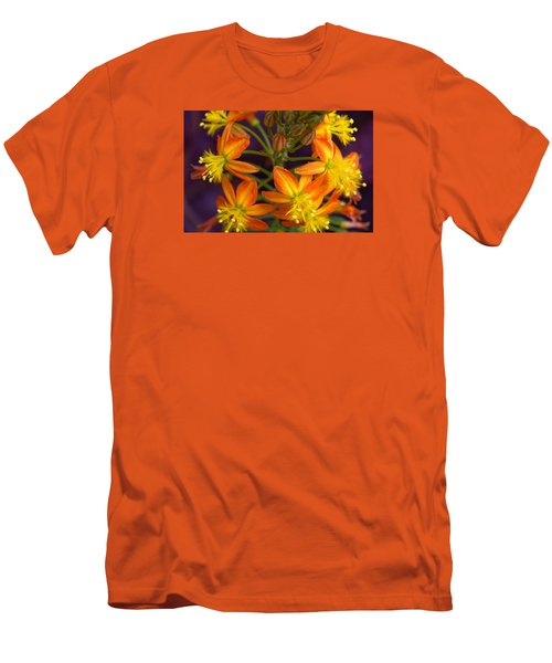 Flowers Of Spring Men's T-Shirt (Slim Fit) by Stephen Anderson