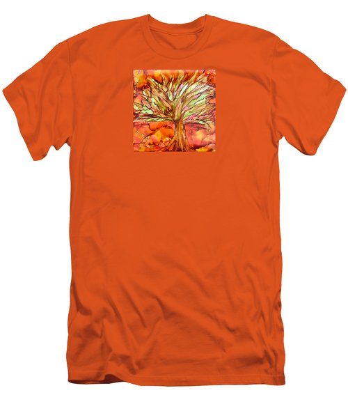 Forever Autumn Men's T-Shirt (Athletic Fit)