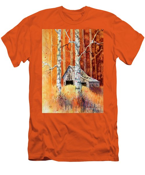 Forgotten In The Aspens Men's T-Shirt (Athletic Fit)