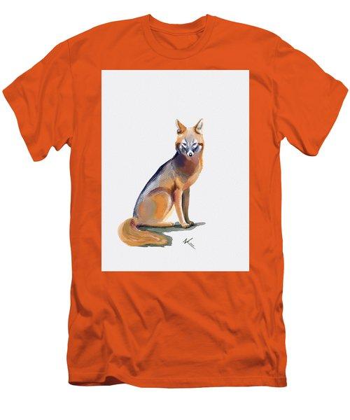 Fox Men's T-Shirt (Athletic Fit)