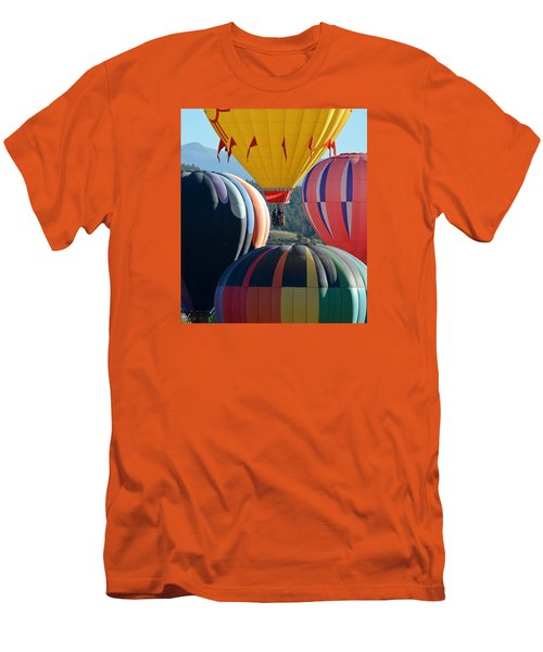 Framed Men's T-Shirt (Slim Fit) by Kevin Munro