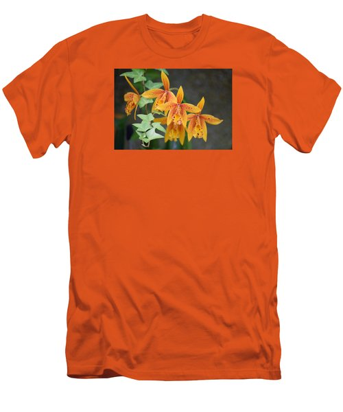Freckled Flora Men's T-Shirt (Athletic Fit)