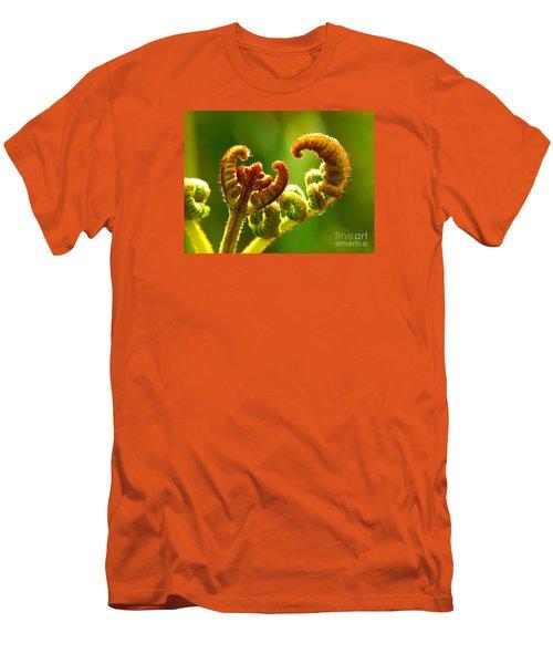 Frond Fern Men's T-Shirt (Athletic Fit)