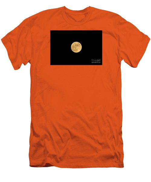Frost Moon Men's T-Shirt (Athletic Fit)