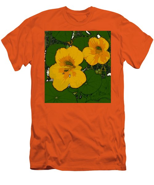 Garden Love Men's T-Shirt (Slim Fit) by Winsome Gunning