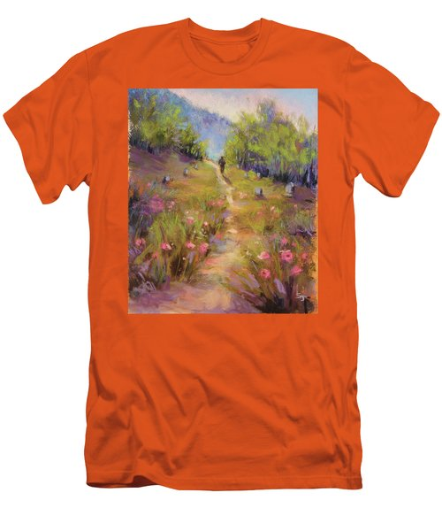Garden Of Stone Men's T-Shirt (Athletic Fit)