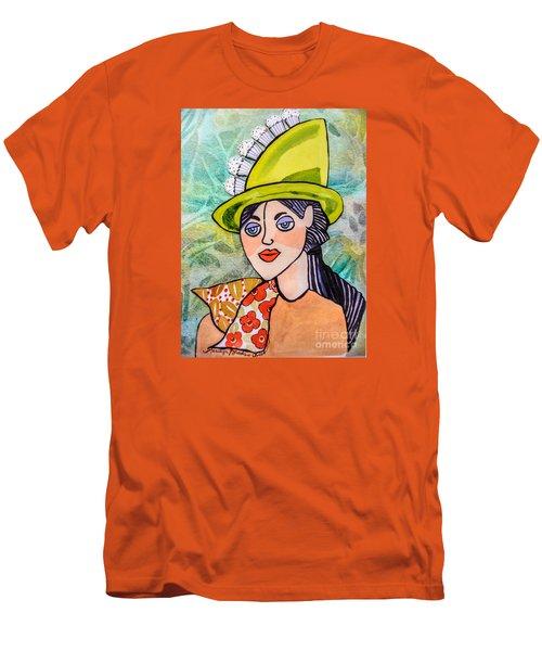 Gateau Chapeau Men's T-Shirt (Athletic Fit)