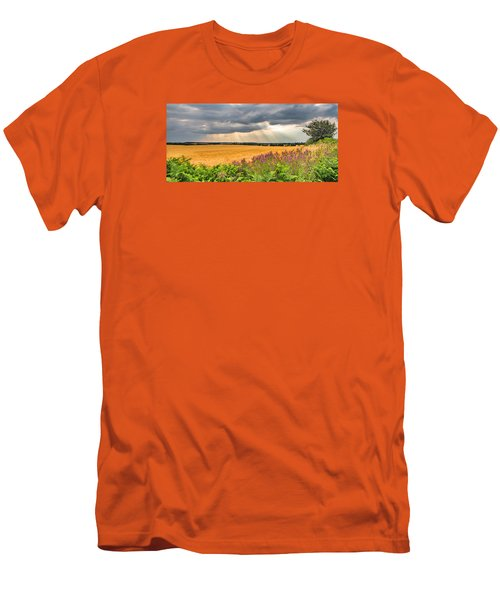 Gods Light Men's T-Shirt (Athletic Fit)
