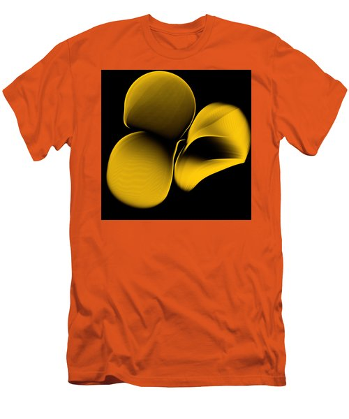 Golden Pantomime Men's T-Shirt (Slim Fit) by Danica Radman