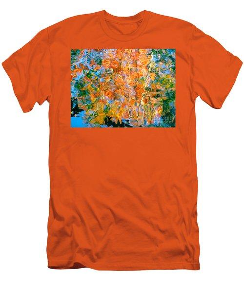 Grateful Heart Men's T-Shirt (Athletic Fit)