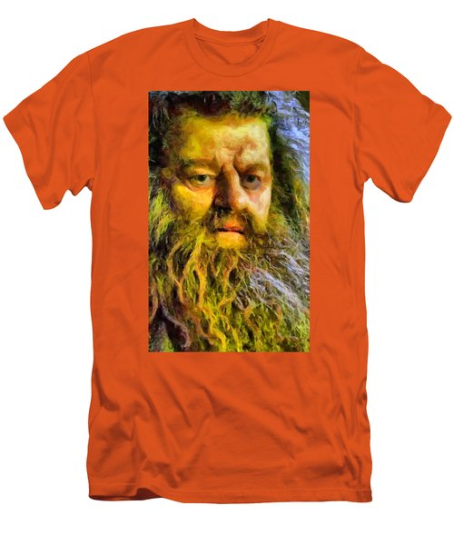 Hagrid Men's T-Shirt (Athletic Fit)