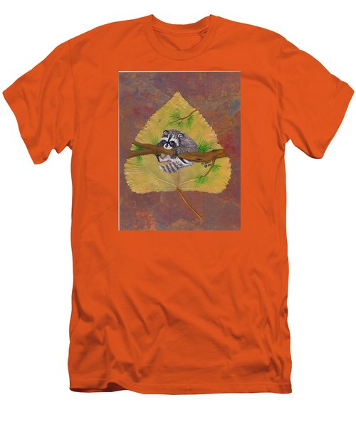 Hang On Men's T-Shirt (Slim Fit) by Ralph Root