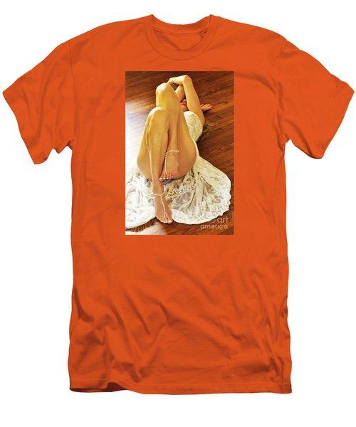 Hardwood Men's T-Shirt (Slim Fit) by Marat Essex