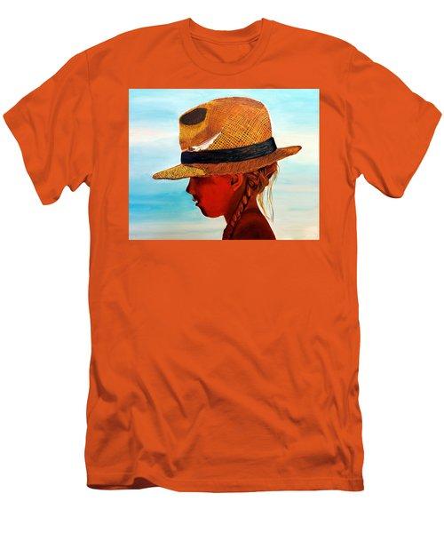 Hello Mr. Sunshine Men's T-Shirt (Athletic Fit)