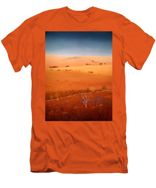 High Plains Hills Men's T-Shirt (Athletic Fit)