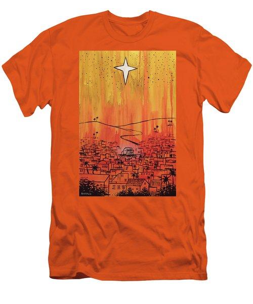 His Delight Men's T-Shirt (Athletic Fit)