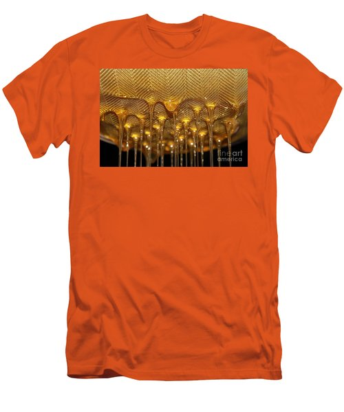 Men's T-Shirt (Athletic Fit) featuring the photograph Honey Drip by Stephen Mitchell