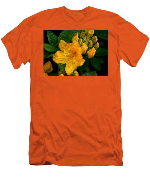 Honeysuckle Azalea Men's T-Shirt (Athletic Fit)