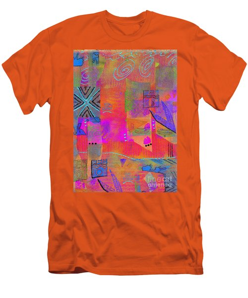 Hope And Dreams Men's T-Shirt (Slim Fit) by Angela L Walker