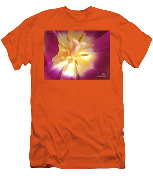 Hope Men's T-Shirt (Slim Fit) by Lori Lovetere