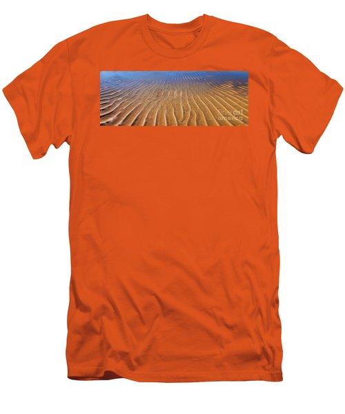 How Many Roads Must A Man Walk Down Men's T-Shirt (Slim Fit)