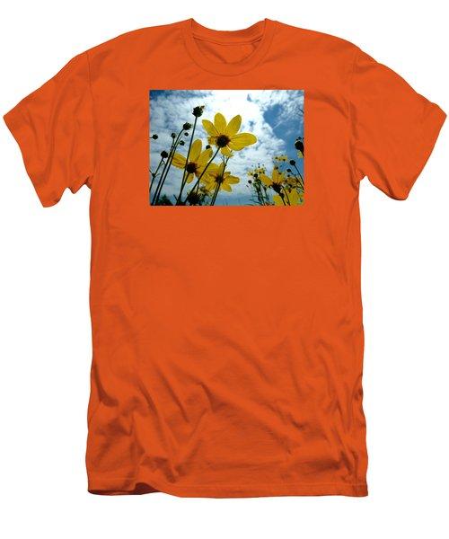 How Summer Feels Men's T-Shirt (Slim Fit) by Tim Good