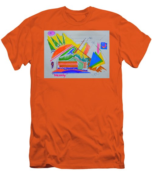 I Dig Vassily Men's T-Shirt (Athletic Fit)