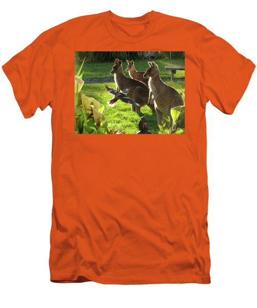 I Fly To You Men's T-Shirt (Slim Fit) by Evelyn Tambour