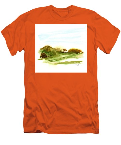 Indian Hill Groton Ma Men's T-Shirt (Athletic Fit)
