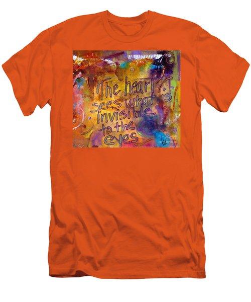 Inside Out Men's T-Shirt (Athletic Fit)