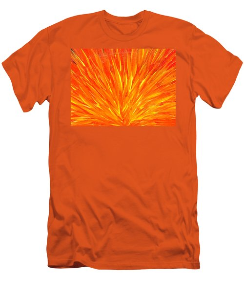 Into The Fire Men's T-Shirt (Athletic Fit)