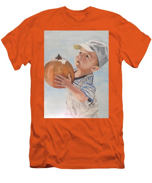 Is This Pumpkin Good? Men's T-Shirt (Athletic Fit)