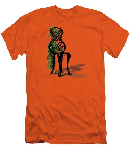 Ivy Chair - T Shirt Men's T-Shirt (Athletic Fit)