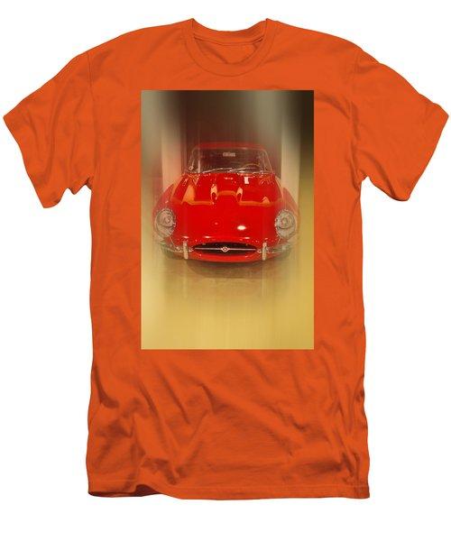 Jaguar E-type 1960s Men's T-Shirt (Athletic Fit)